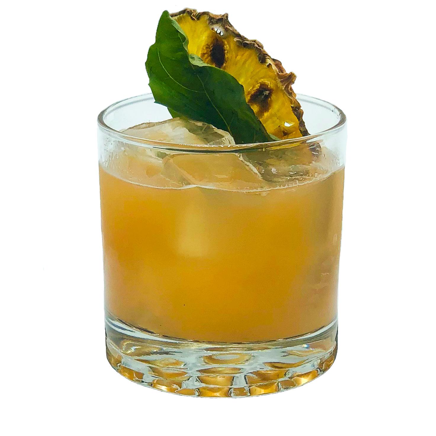 Pineapple Basil Smash