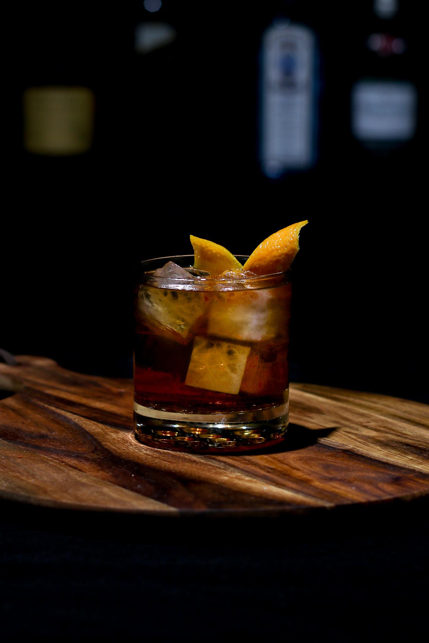 Old Fashioned Recipe (Bourbon)