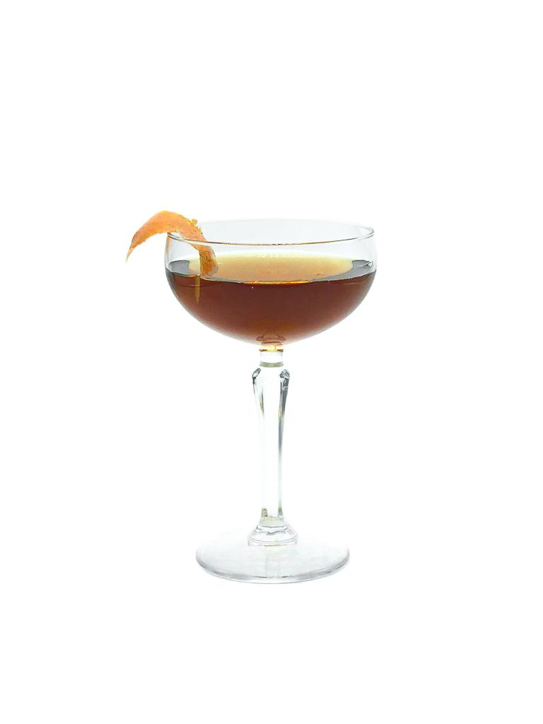 Aged Rum Manhattan Recipe