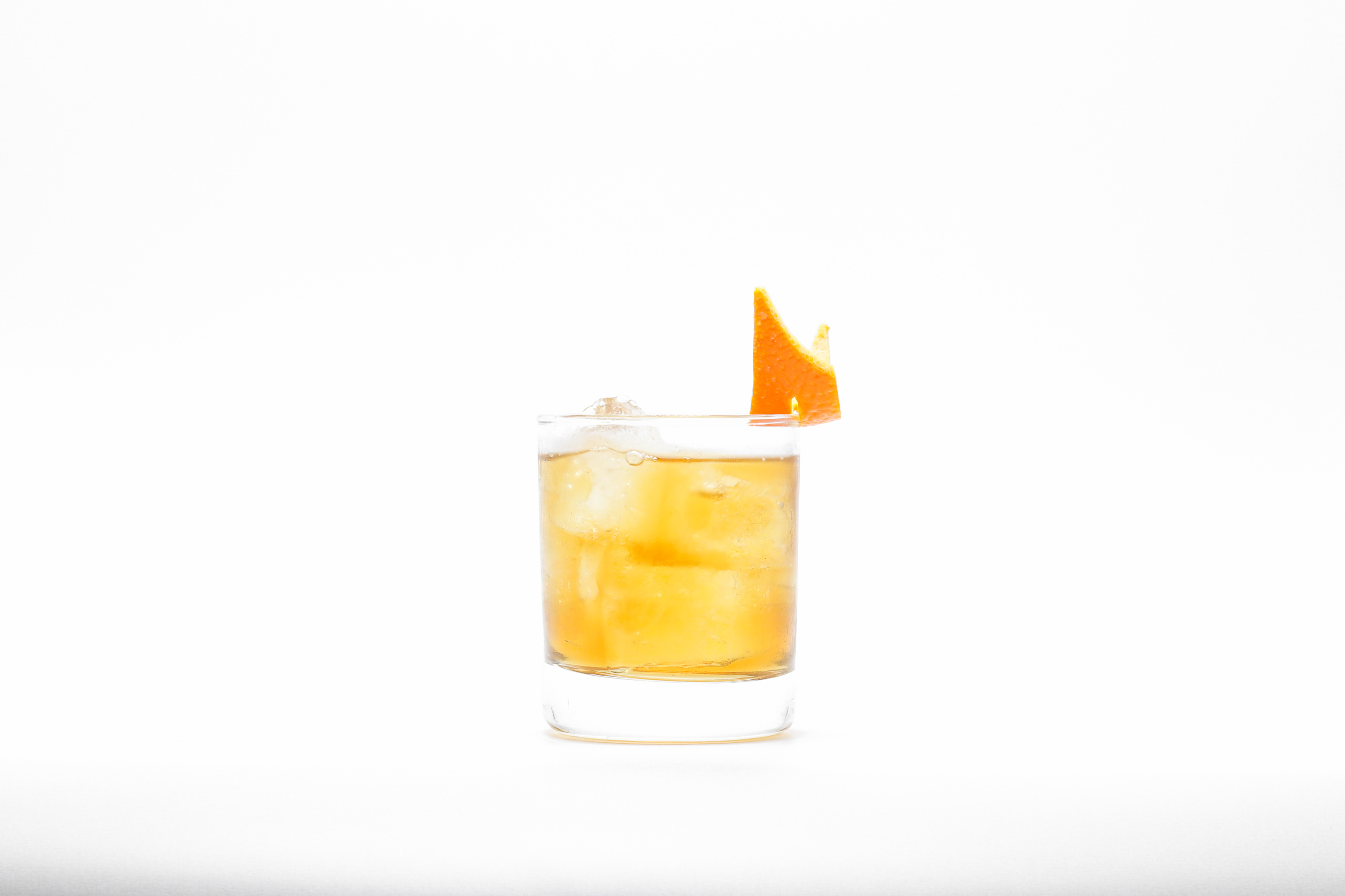 Old Fashioned Recipe (Rye)