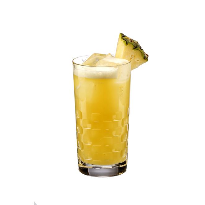Pina Colada Recipe (Not Frozen, dark rum)