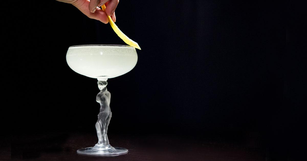 French 75 Recipe (gin)
