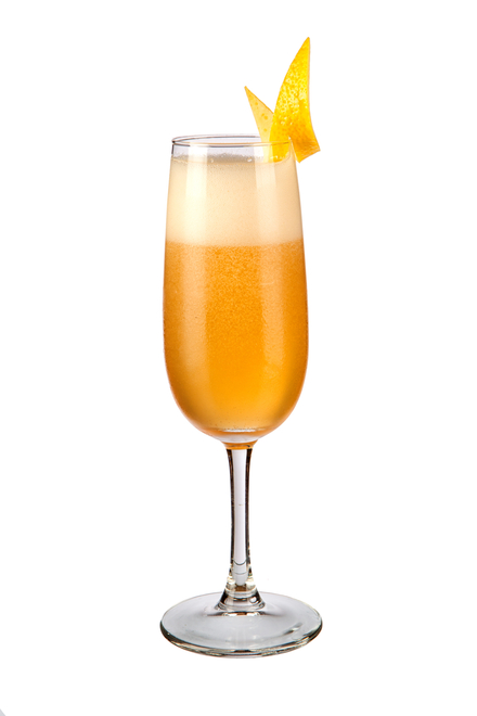 French 75 Recipe (cognac)