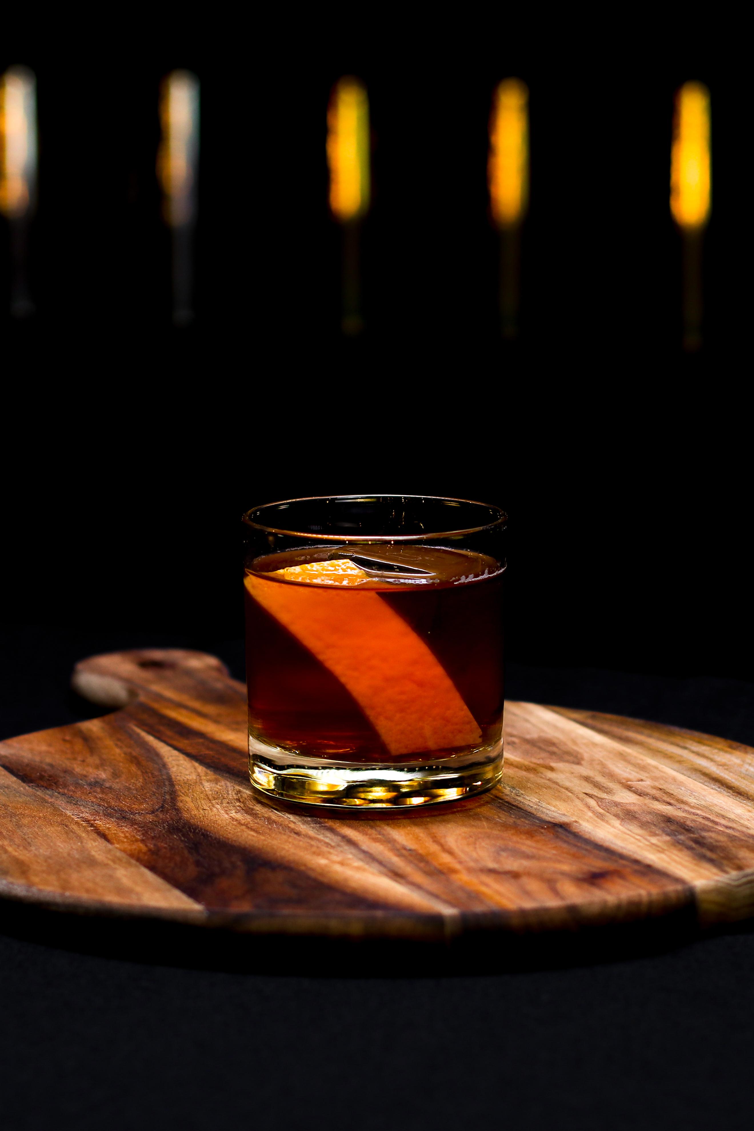 Liquor Lab Old Fashioned (LL LIVE)