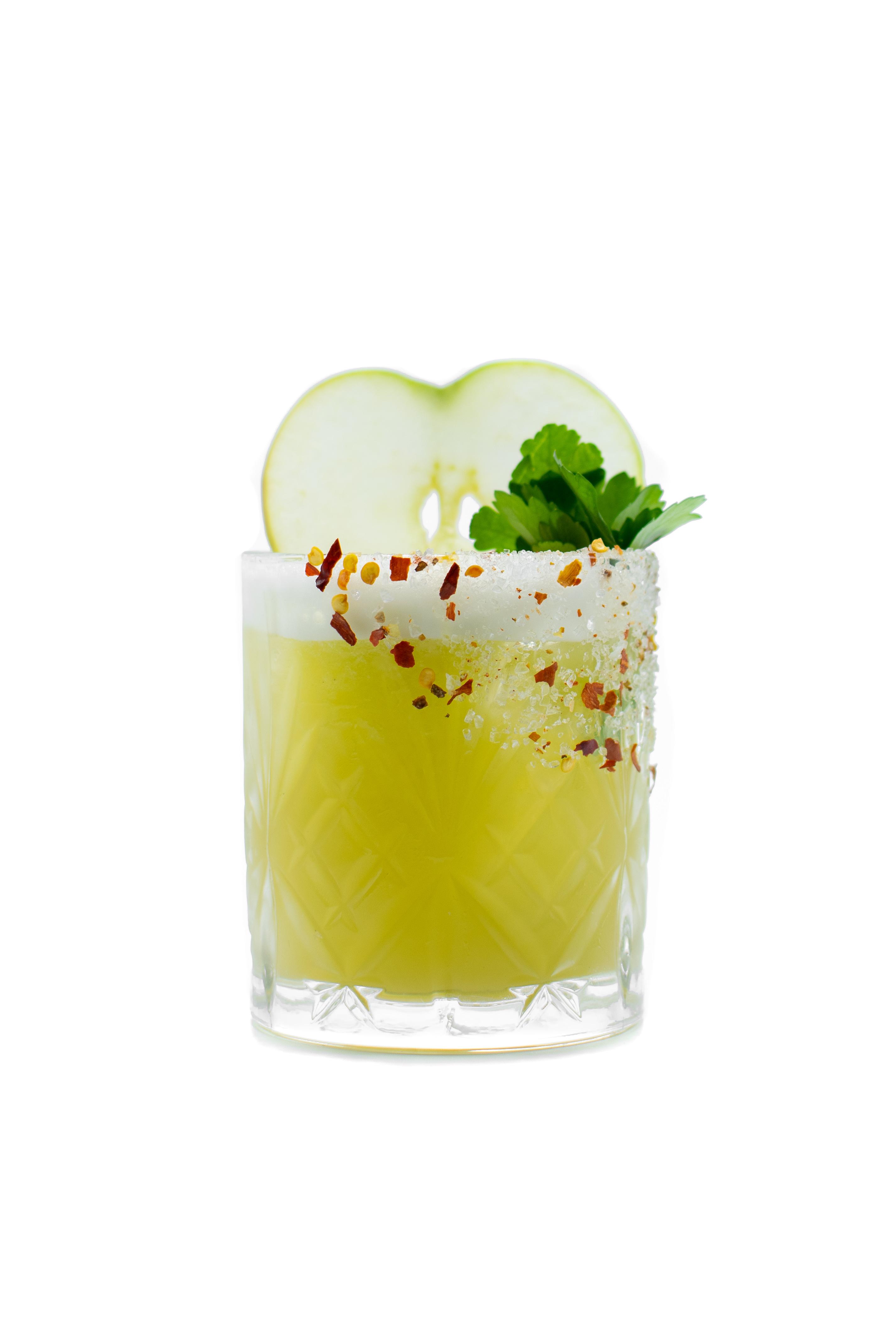 Spiced Apple Margarita