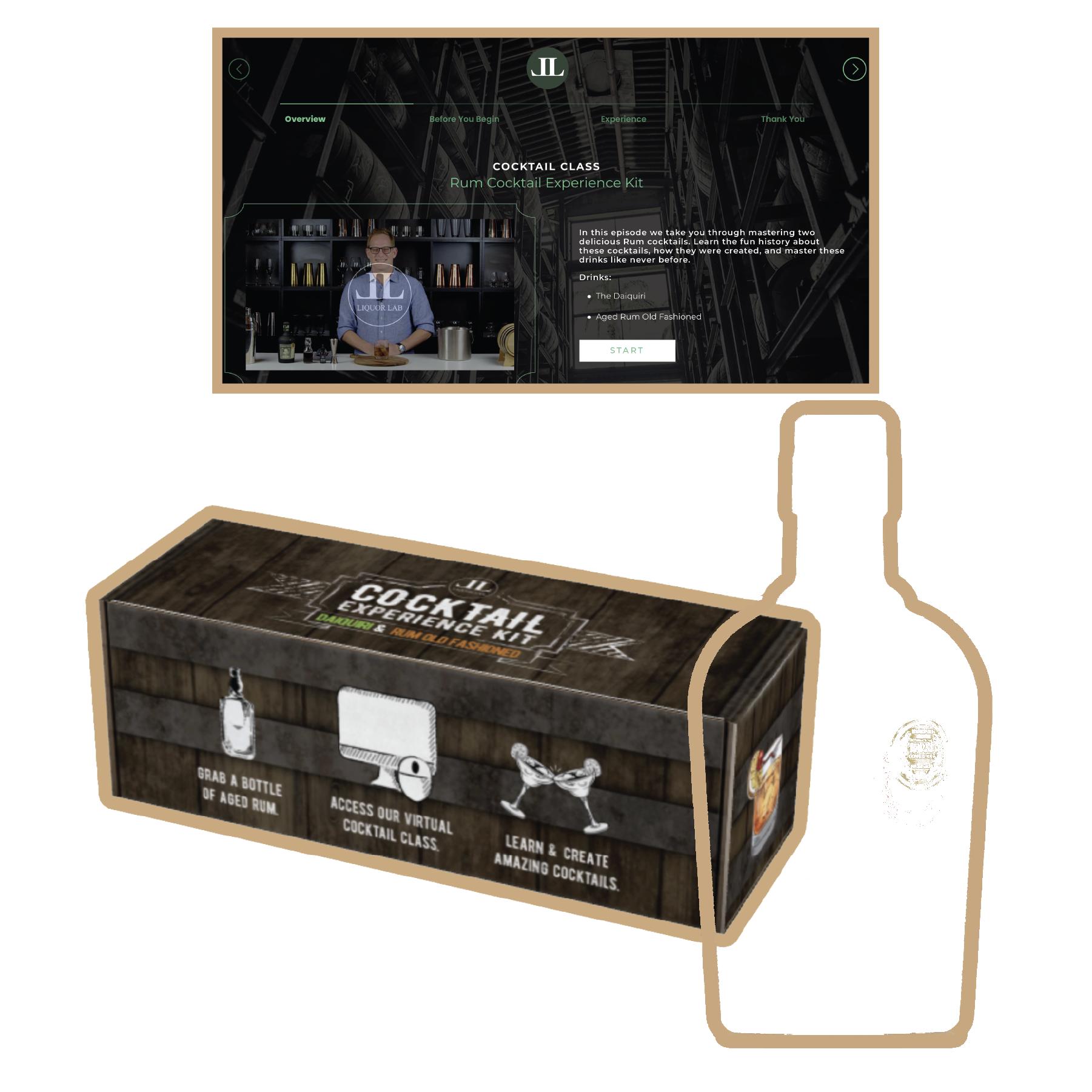 Rum Experience Kit (BYOB)